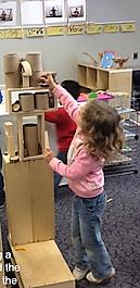 emily with blocks