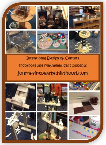 incorporating math into play centers journeyintoearlychildhood