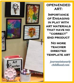 Honoring the Process: Open-EndedArt
