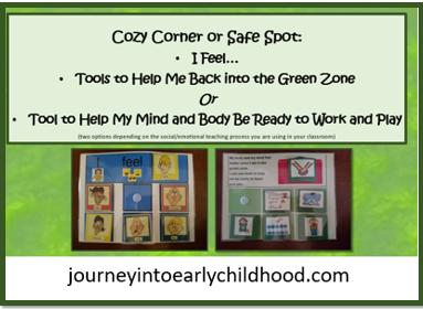 Cozy Corner/ Safe SpotStrategies