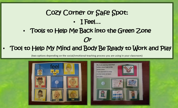 Journey into Early Childhood Cozy Corner Strategies and How to Set Up the Corner Effectively