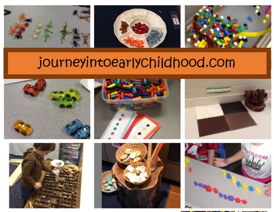 journeyintoearlychildhood.com patterns during play
