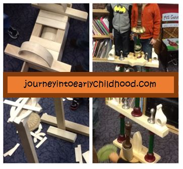 journeyintoearlychildhood.com symmetry during play