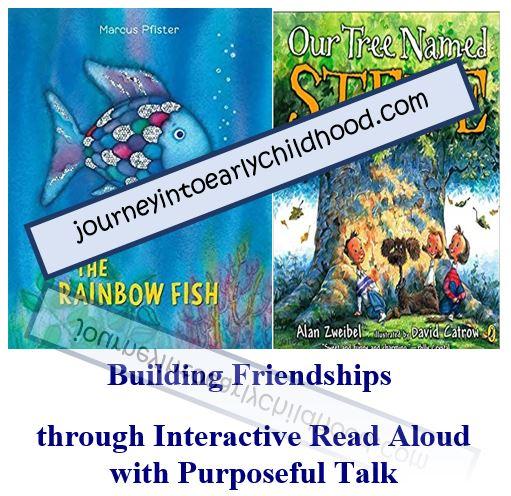 Building Friendships through Interactive Read Aloud with PurposefulTalk