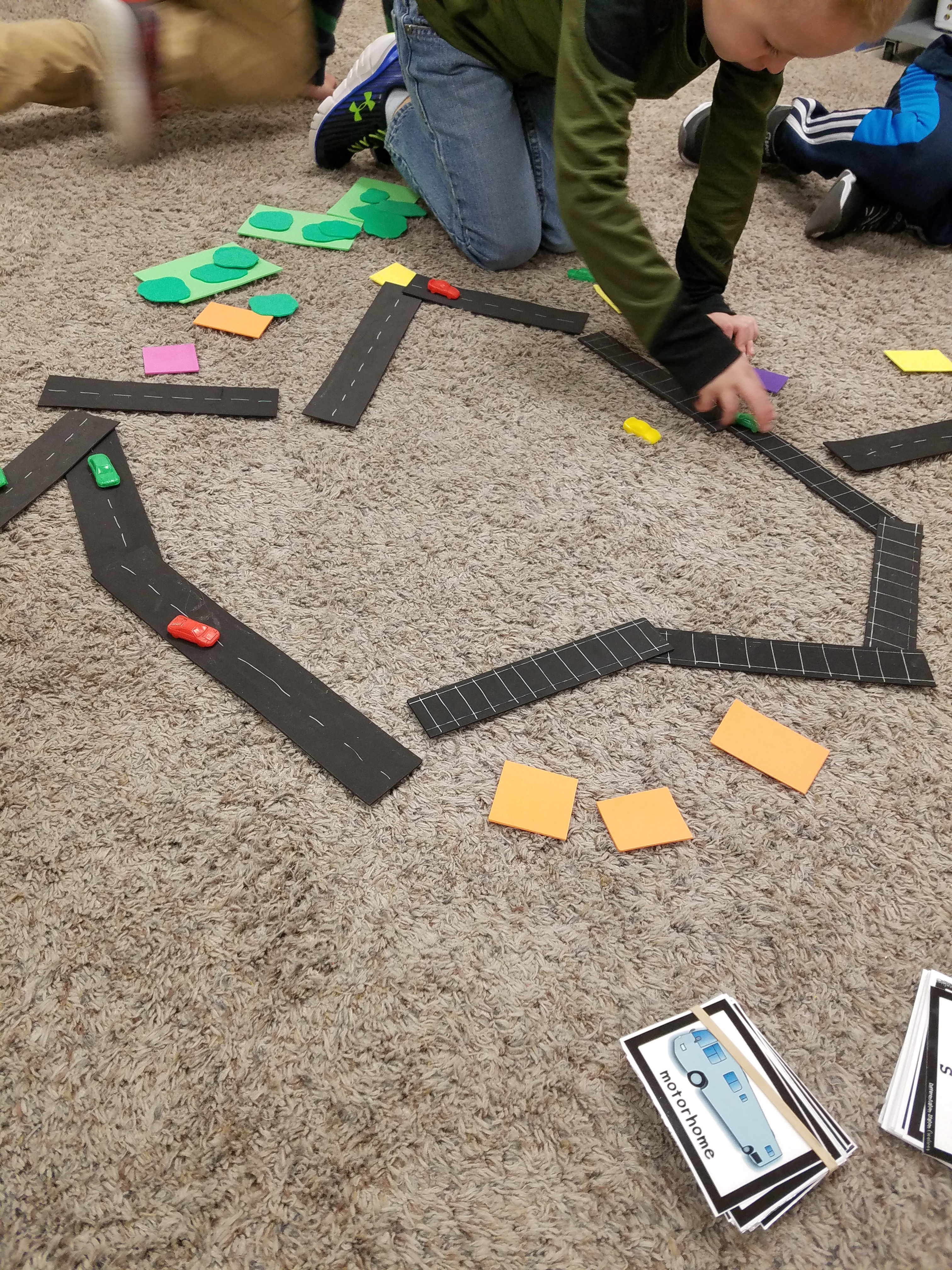 Geography in Block Play journeyintoearlychildhood.com