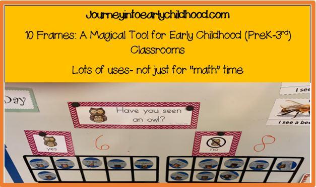 10 Frames in EarlyChildhood