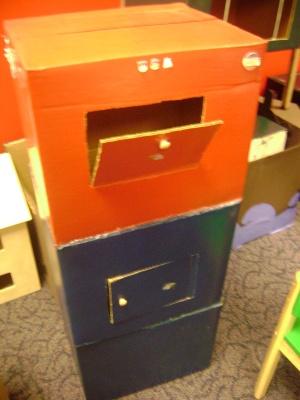 Washing Machine and Dryer Learning through Play journeyintoearlychildhood.com