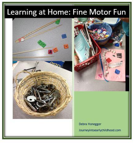 Learning at Home: Fine MotorFUN